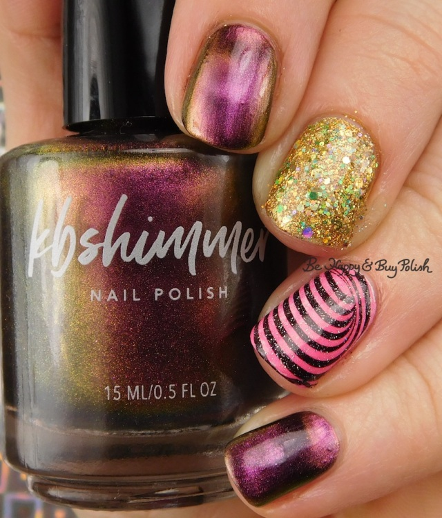 KBShimmer Just a Phase, Sun and Games, Dressed to Gild, Beach Please | Be Happy And Buy Polish