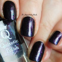 Quixotic Polish To the Moon and Back swatch + review