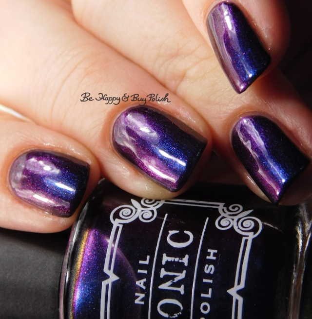 Tonic Polish Dorothy 2017 close up | Be Happy And Buy Polish