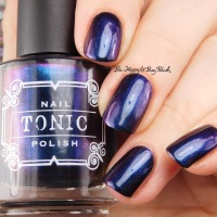 Tonic Polish Dorothy 2017 swatch and review + Hi, I'm Back!