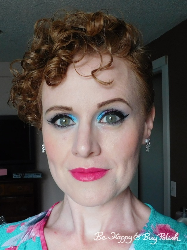 makeup for redheads with Urban Decay, Hot Topic, L.A. Colors, Too Faced | Be Happy And Buy Polish