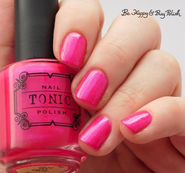 Tonic Polish Hot To Trot | Be Happy And Buy Polish
