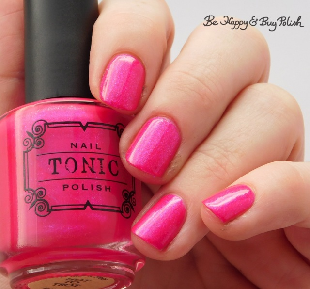Tonic Polish Hot To Trot | Be Happy And Buy Polish