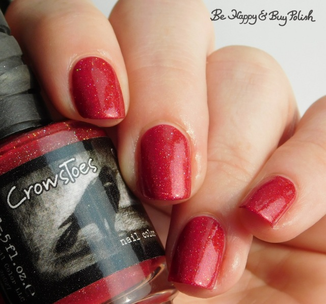 CrowsToes Nail Color Bitch on Wheels September Polish Pickup Pack | Be Happy And Buy Polish