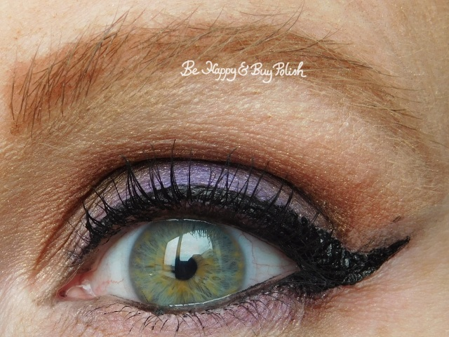 eye makeup with Lydia, Dante's Inferno, Juno from Hot Topic Handbook for the Recently Deceased | Be Happy And Buy Polish