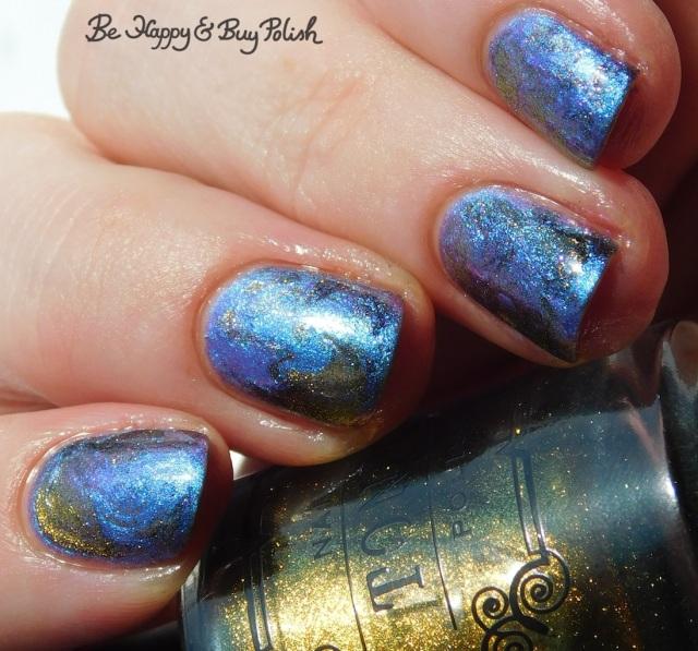 Tonic Polish Better on Top with Bliss in sunshine | Be Happy And Buy Polish