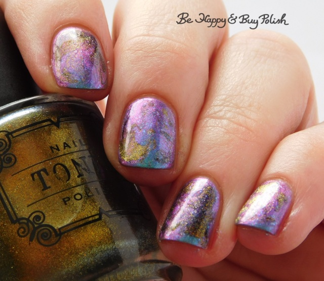 Tonic Polish Better on Top with Bliss | Be Happy And Buy Polish