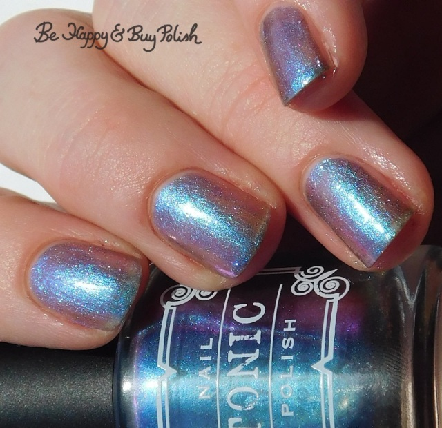 Tonic Polish Bliss in sunshine | Be Happy And Buy Polish