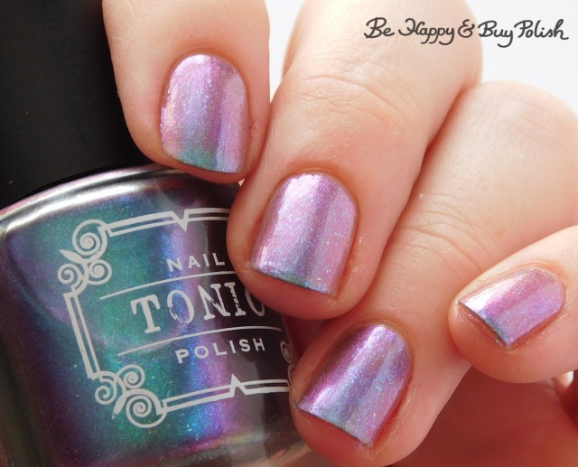Tonic Polish Bliss | Be Happy And Buy Polish