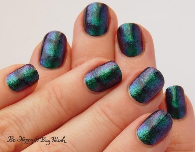 Tonic Polish Mirabilis magnetic nail polish | Be Happy And Buy Polish