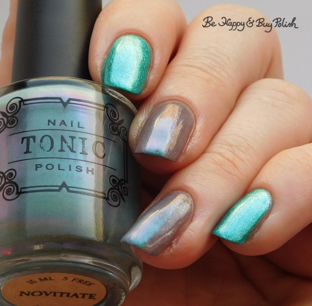 Tonic Polish Novitiate, L.A. Colors Sublime, Vertigo | Be Happy And Buy Polish