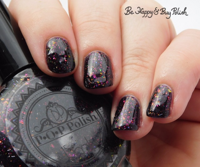 P.O.P Polish Eye of Newt with Liquid Glass | Be Happy And Buy Polish