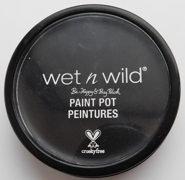 Wet N Wild Paint Pot Black | Be Happy And Buy Polish