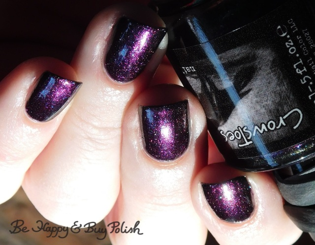 CrowsToes Nail Color Polish Pickup Pack December 2018 The ONLY Elves on My Shelves | Be Happy And Buy Polish