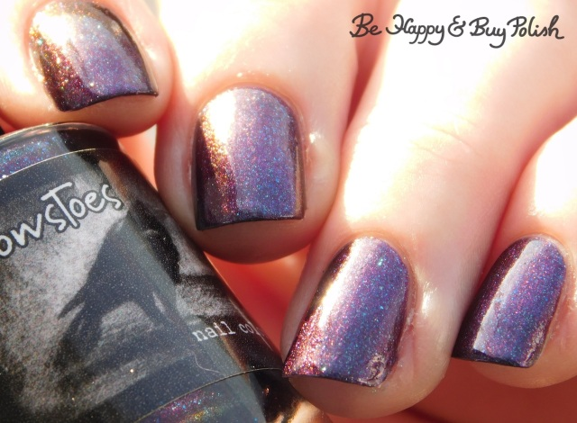 CrowsToes Nail Color The ONLY Elves on My Shelves | Be Happy And Buy Polish