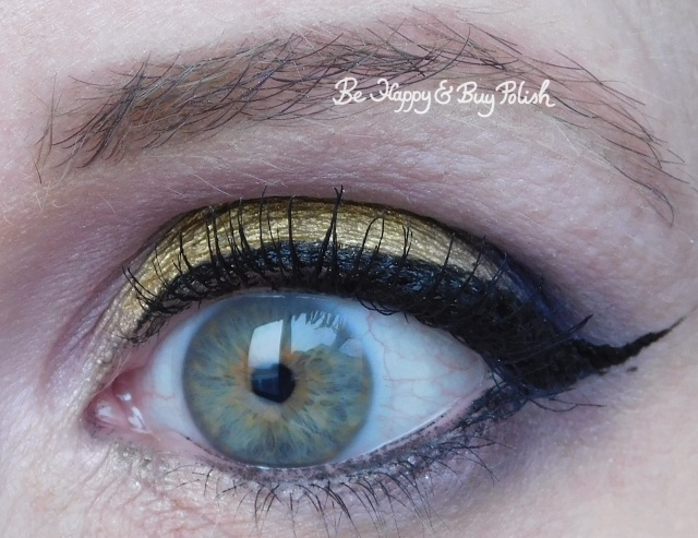 eyeshadow look with Urban Decay Vice Palette, Saucebox Cosmetics | Be Happy And Buy Polish