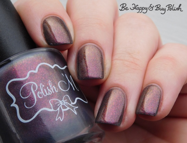 Polish 'M Snowed In thermal polish cold state | Be Happy And Buy Polish