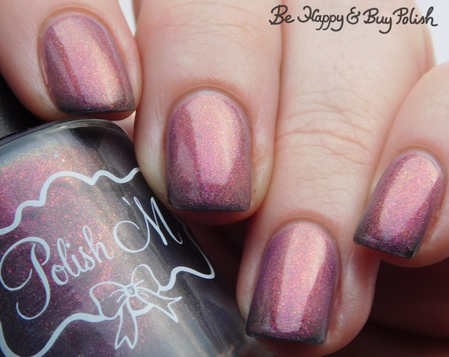 Polish 'M Snowed In thermal polish transition state | Be Happy And Buy Polish