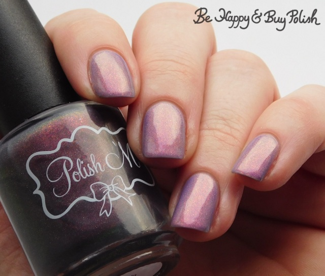 Polish 'M Snowed In thermal polish warm state | Be Happy And Buy Polish