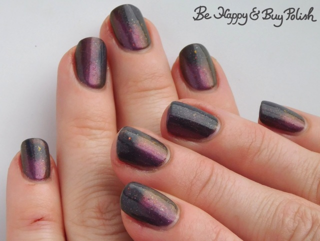 magnetic manicure with heather's hues revenge september 2018 ppu | Be Happy And Buy Polish