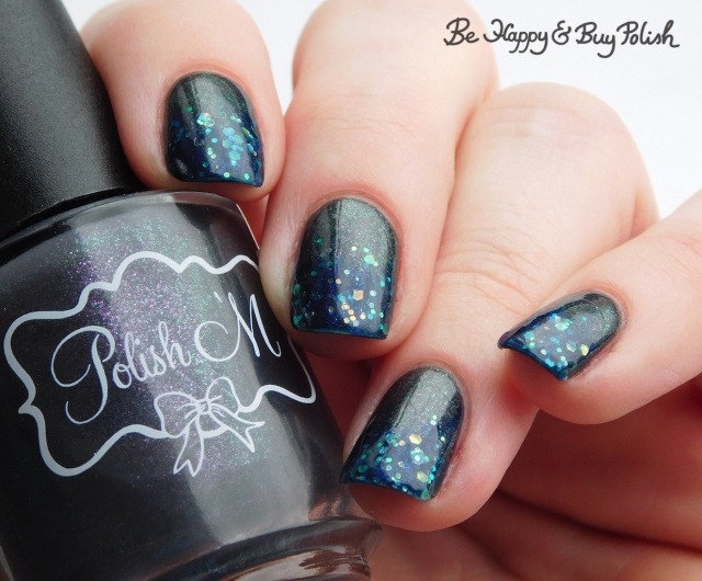 polish 'm bats about you, sinful colors witches please thermal glitter gradient cold state | Be Happy And Buy Polish