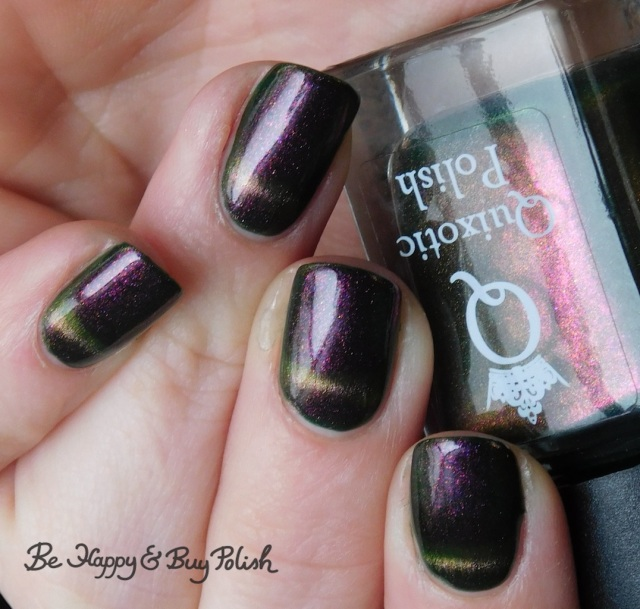 quixotic polish another glorious morning september 2018 polish pickup pack close up | Be Happy And Buy Polish