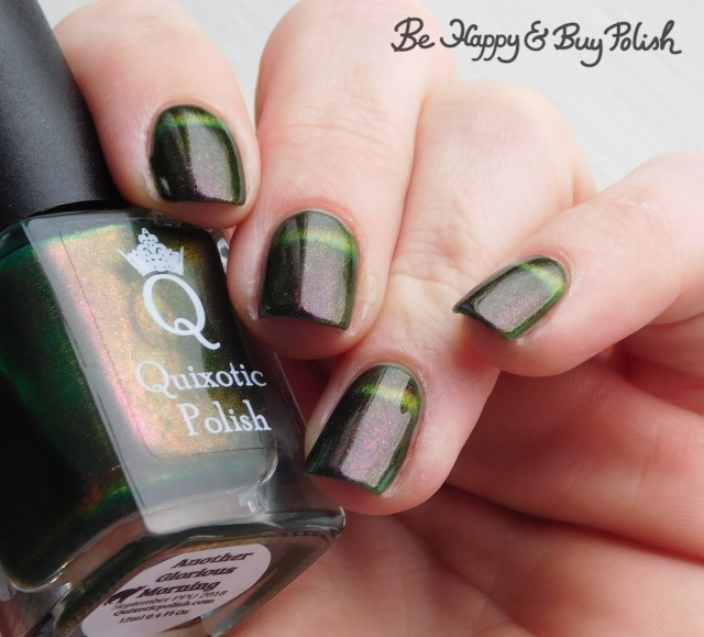 quixotic polish another glorious morning september 2018 polish pickup pack | Be Happy And Buy Polish