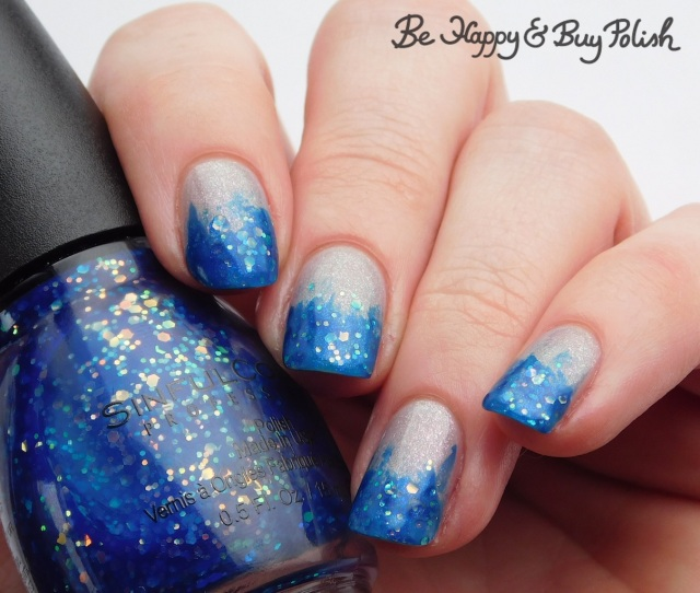 sinful colors witches please, polish 'm bats about you thermal glitter gradient warm state | Be Happy And Buy Polish