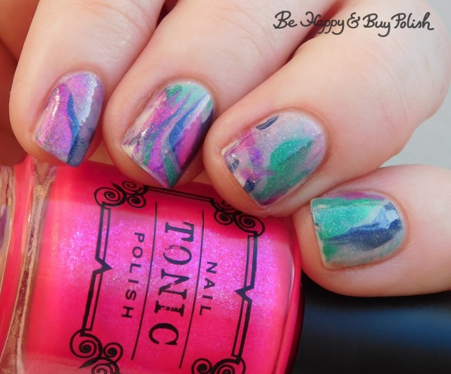 tonic polish hot to trot, polish 'm majestic meadows, kbshimmer i cat even, shleee polish thomasin stamper squishy manicure | Be Happy And Buy Polish