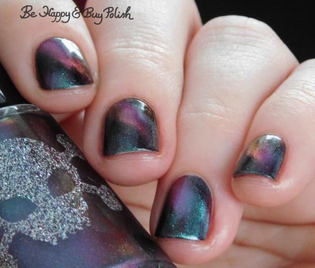 Necessary Evil Polish Moral Compass magnetic nail polish | Be Happy And Buy Polish