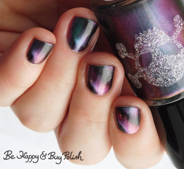 Necessary Evil Polish Moral Compass October 2018 NERD magnetic | Be Happy And Buy Polish