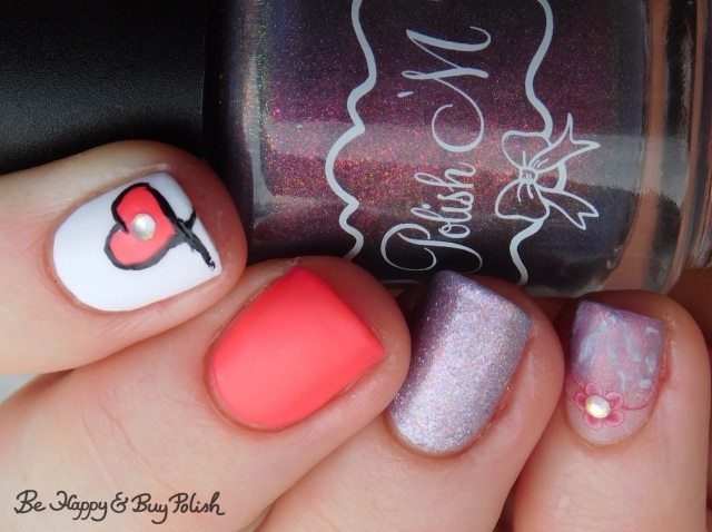 polish 'm snowed in, perfect storm, l.a. colors glows gleaming, energy, circuits | Be Happy And Buy Polish
