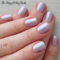 Sally Hansen Mega Strength Persis-tint Wear Test