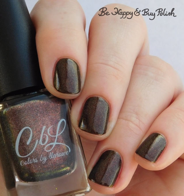 Colors by Llarowe How About a Brownie Dogg February 2019 Polish Pickup Pack | Be Happy And Buy Polish