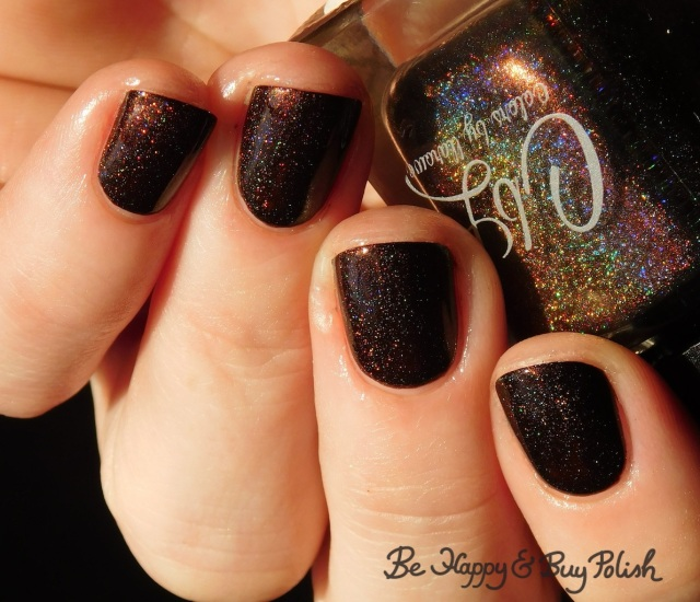 Colors by Llarowe How About a Brownie Dogg February 2019 PPU | Be Happy And Buy Polish