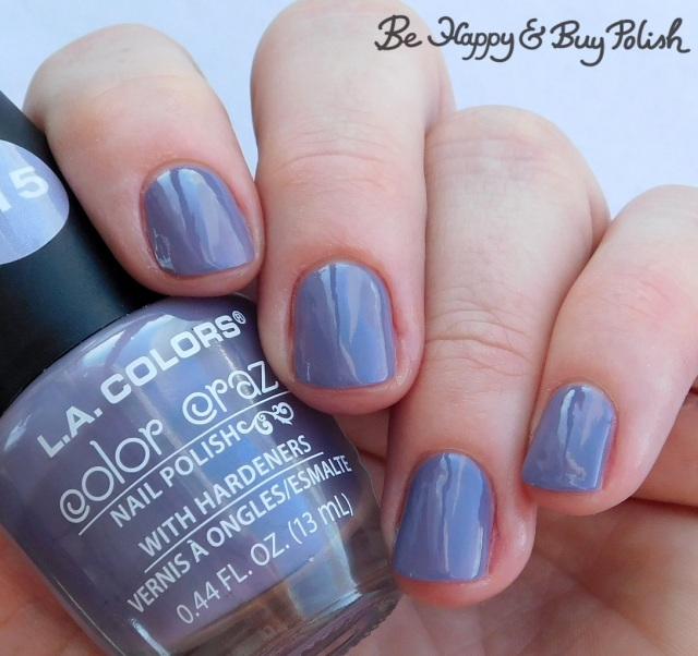 L.A. Colors Color Craze Bohemian | Be Happy And Buy Polish