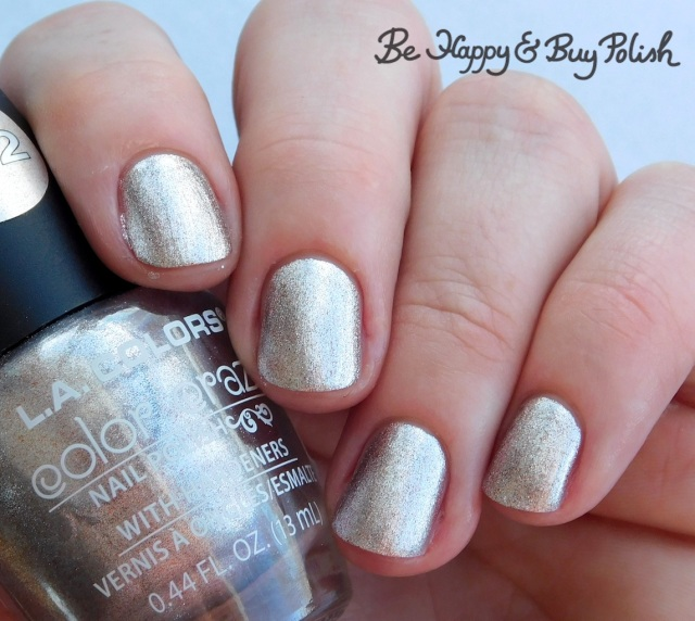 L.A. Colors Color Craze Fortune | Be Happy And Buy Polish