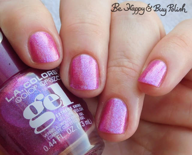 L.A. Colors Color Craze Gel Hocus Pocus | Be Happy And Buy Polish