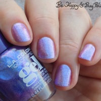 L.A. Colors Color Craze Gel nail polishes Hocus Pocus, Princess Vibes, Ravishing swatches