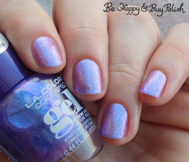 L.A. Colors Color Craze Gel Ravishing | Be Happy And Buy Polish