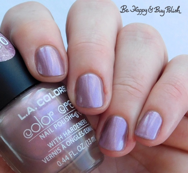 L.A. Colors Color Craze Space Cadet | Be Happy And Buy Polish