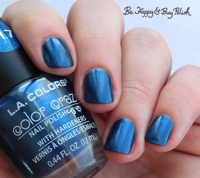 L.A. Colors Color Craze Supreme | Be Happy And Buy Polish