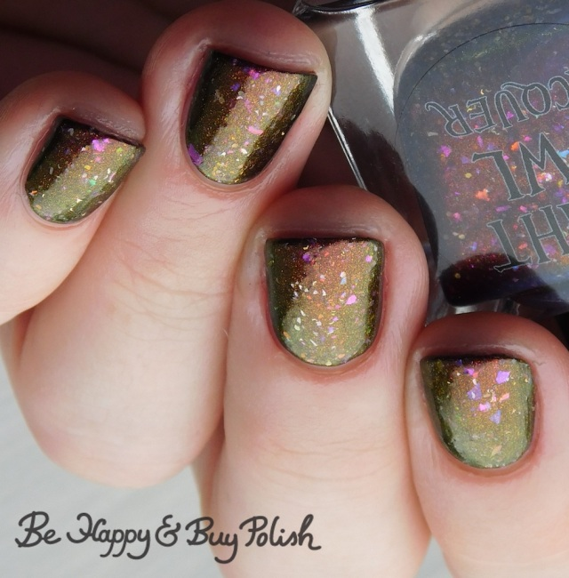 Night Owl Lacquer Love Is Powerful Magic February 2019 PPU | Be Happy And Buy Polish