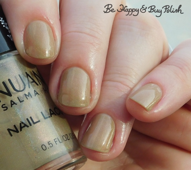 Nuance Salma Hayek Desert Sand holographic | Be Happy And Buy Polish