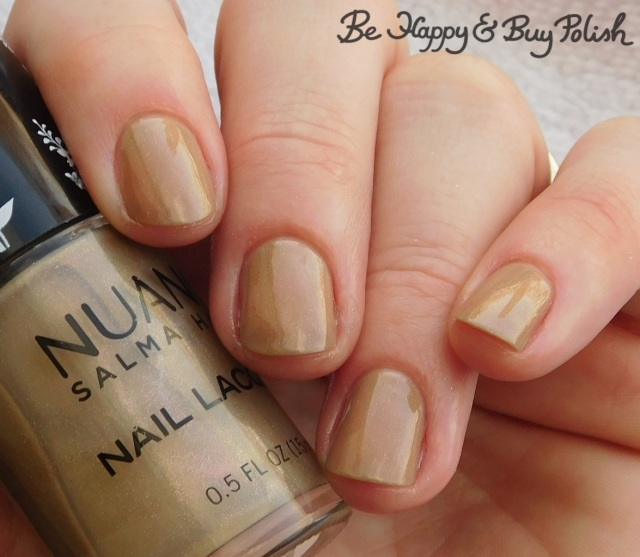 Nuance Salma Hayek Desert Sand | Be Happy And Buy Polish