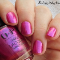 OPI All Your Dreams in Vending Machines swatch + review