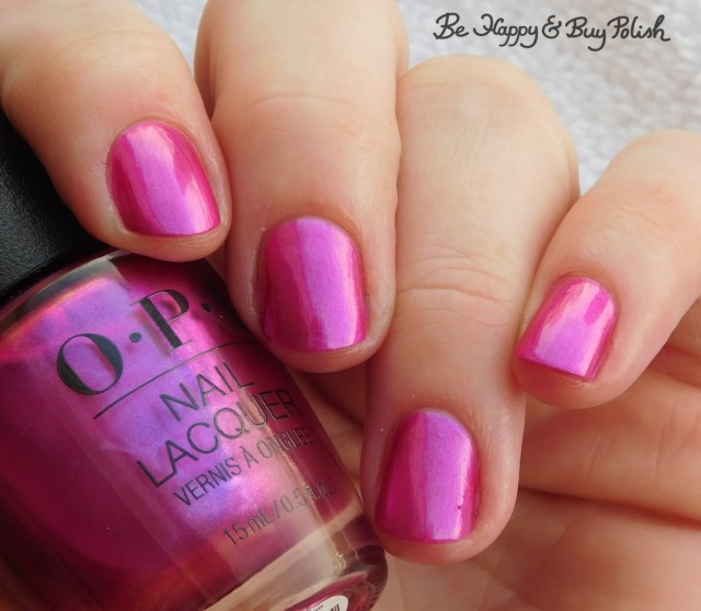 OPI All Your Dreams in Vending Machines | Be Happy And Buy Polish