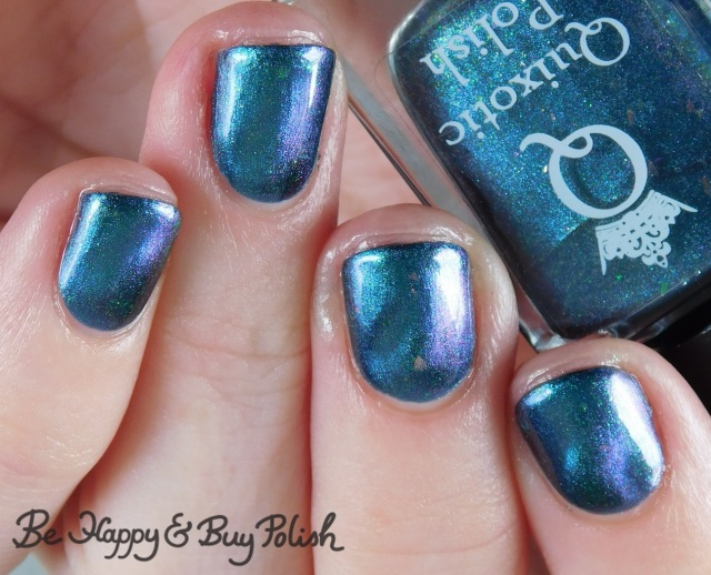 Quixotic Polish Libelulle close up | Be Happy And Buy Polish