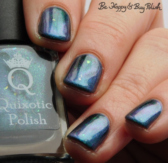 Quixotic Polish Libelulle magnetic nail polish | Be Happy And Buy Polish