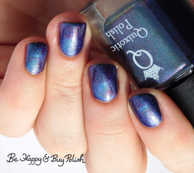 Quixotic Polish Luciole 2 year anniversary nail polish | Be Happy And Buy Polish